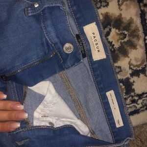 Pacson ankle jeans//NWOT